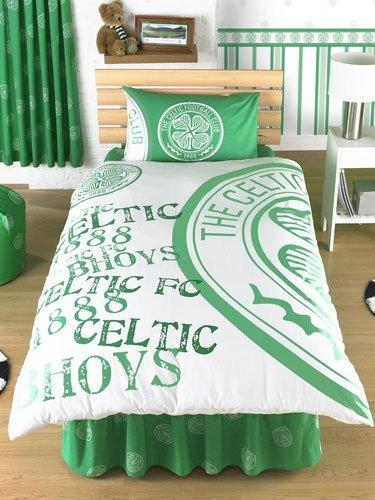 Celtic Pulse Single Duvet and Pillowcase Set
