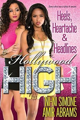 book cover of Heels, Heartache & Headlines