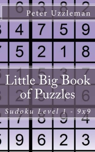 Read Online Little Big Book of Puzzles: Sudoku Level 1 16x16 (Volume 1) ebook