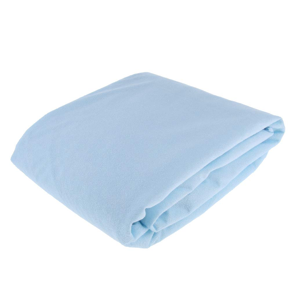 Fityle Family Comfort Waterproof Bed Bug Proof Antimicrobial Mattress Protector Pad - 180x200x30cm
