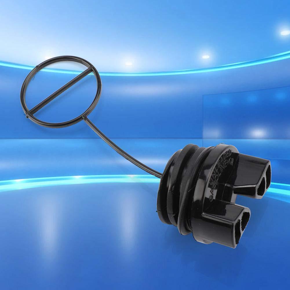 Tapa de aceite de combustible para motosierra Poulan Pro 952044640 530057236 577858501 530047192 piezas de repuesto de motor