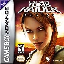 Tomb Raider: Legend (Lara Croft)