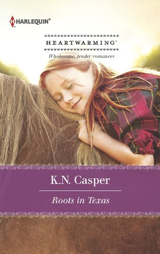 book cover of Roots in Texas