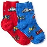 Country Kids Boys 911 Emergency Sock 2 Pairs