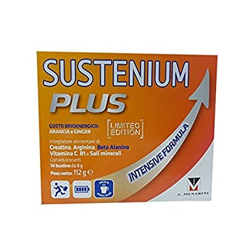 Sustenium Plus Limit ed 14bust