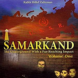 Samarkand - The Underground with a Far-Reaching Impact, Volume One Audiobook