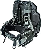 Innovative Scuba Concepts Buoyancy Compensating Device Makai Integrated Weights Back Inflation Bag
