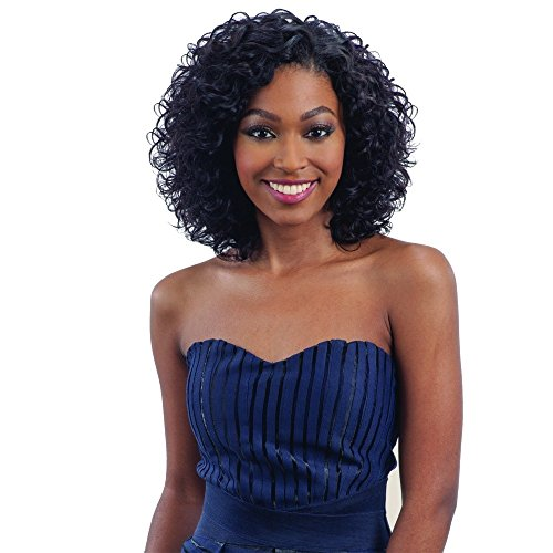 Naked Nature Brazilian Virgin Remy 100% Human Hair Wet&Wavy Weave - CRYSTAL WAVE #Natural (Shake And Go Wet And Wavy Deep Wave)