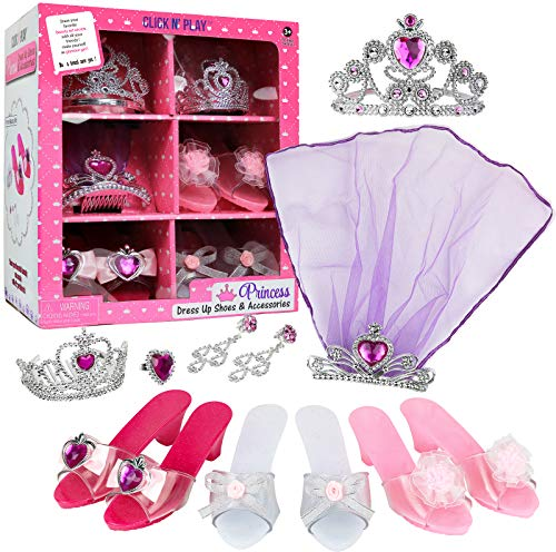 Click N' Play Girls Princess Fashion Dress Up