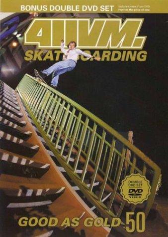 411 Vm: Skateboarding Issue 50 (50 Skate)