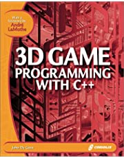 3D Game Programming with C++ with CDROM