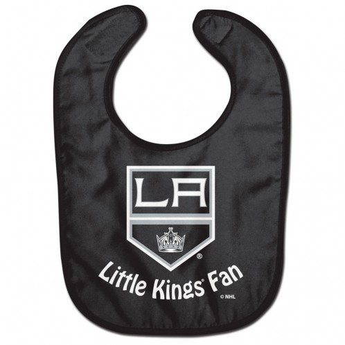 WinCraft NHL Los Angeles Kings WCRA2062614 All Pro Baby Bib