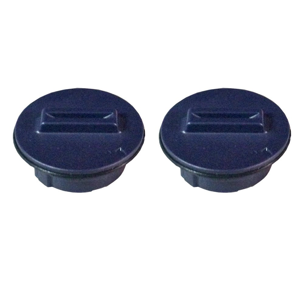 High Tech Pet Blue Fang Collar Batteries, Navy Blue