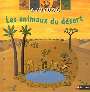 """Afficher """"Les animaux du désert"""""""