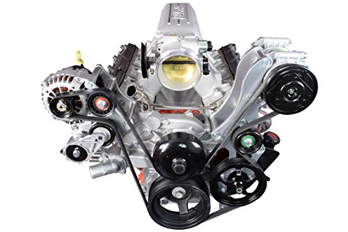 Ls1 Engine Swap Kit - S10 LS Swap A/C Compressor and Power Steering Bracket LS1 LS3 LSX LQ4 LQ9 4.8L 5.3L 6.0L 551779-3
