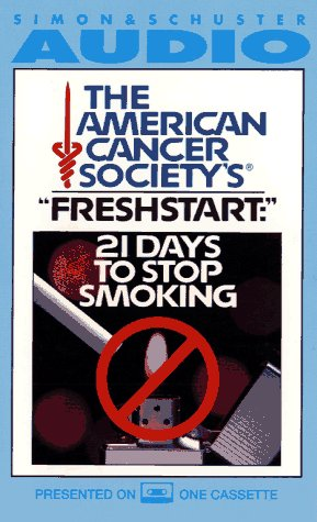 21 DAYS TO STOP SMOKING: AMERICAN CANCER SOCIETY CASSETTE