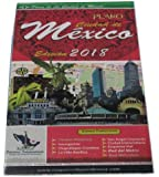 Mexico City, Mexico, 2018 Edition City Map (Spanish Edition)