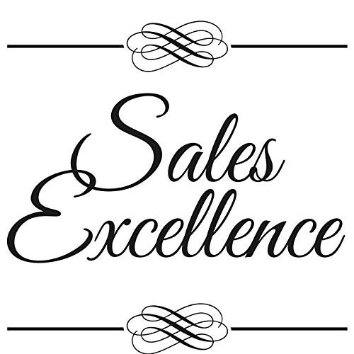 7x9 Sales Excellence Plaque with Custom Engraving Sales Plaques