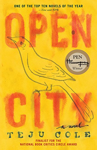 Cover of Open City: A Novel