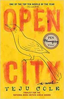 Teju Cole - Open City