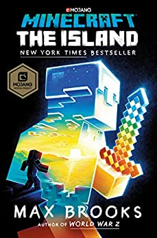 Minecraft Island Official Novel ebook product image