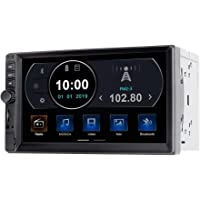 Aparelho GPS via Espelhamento Evolve TV MP5 TV Digital 7 Pol. Cap. 4X45W BT/USB/AUX/Mirror Link Android e IOS - GP345…