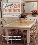 img - for Terrific 2 X 4 Furniture book / textbook / text book