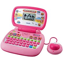VTech - Tote & Go Laptop with Web Connect - Pink by VTech