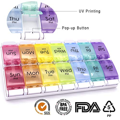 Most bought Pill Cases