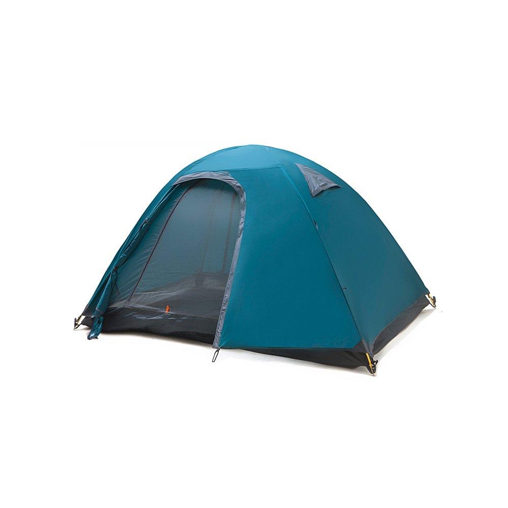 QB-tent Doppeltes kampierendes doppeltes kampierendes selbstfahrendes Feldzelt des Zeltes im Freien