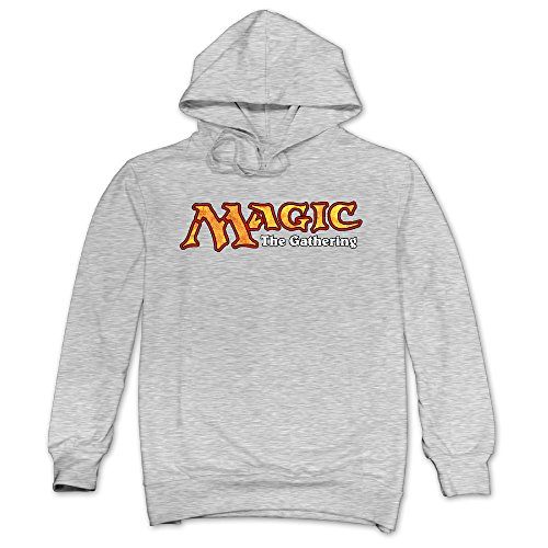 JXMD Men's Magic The Gathering Hoodie Ash Size - Harper Sunglasses Bryce