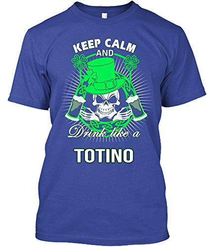keep-calm-and-drink-like-a-totino-irish-t-shirt-x-largeroyal-blue