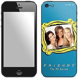 Zing Revolution Friends Premium Vinyl Adhesive Skin for iPhone 5, Girls (MS-FRND20318)