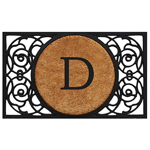 Home & More 180031830D Armada Circle Doormat, 18