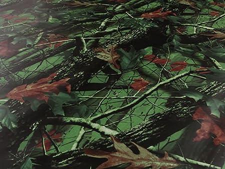 3D Realtree Camouflage Folie Matt Version 2 ,Car Wrapping Luftkan/ä le, Tarnfolie 10x10cm speedwerk-motorwear