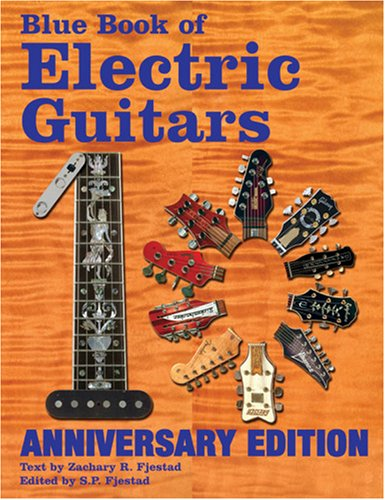 Blue Book of Electric Guitars