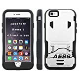 AE86 Hachiroku - Mobiflare iPhone 6 iPhone 6S (4.7 inch Screen) Flak Jacket Dual Armor with Kick-stand