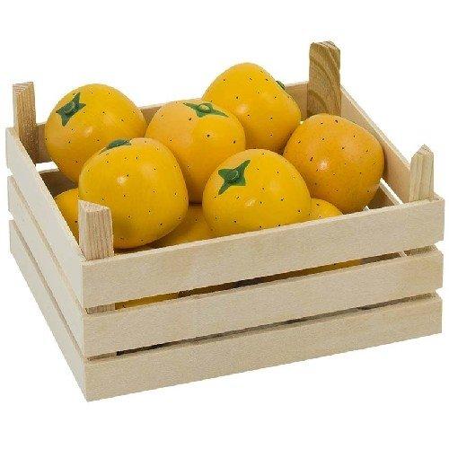 Jouetprive-Oranges dans une cagette
