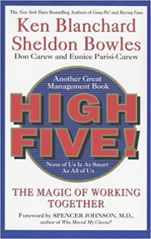 Book High Five! The Magic of Working Together (The One Minute Manager series)