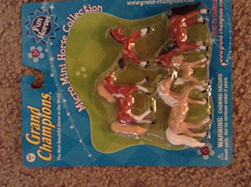 Grand champion micro mini horses