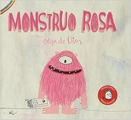 Monstruo Rosa (Premio Apila Primera Impresión): Amazon.es ...