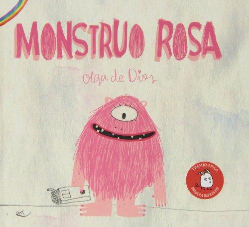 Monstruo Rosa (Premio Apila Primera Impresion)