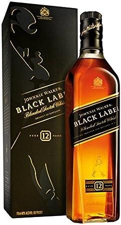Johnnie Walker Etiqueta Negro 70cl