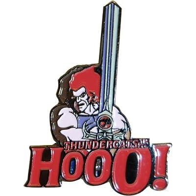 Thundercats Hooo! Lion-O Pin Badge free shipping