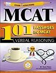 Examkrackers 101 Passages in McAt Ver...