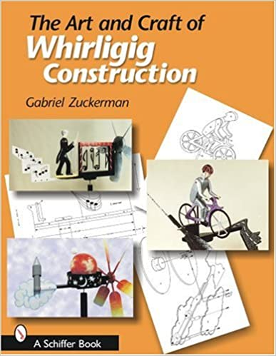 """""""""""TOP"""""""" The Art And Craft Of Whirligig Construction. Castano artist proceso standard funeral"""