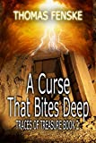 A Curse That Bites Deep (Traces of Treasures Book 2)