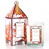 Seda France Classic Toile Autumn Spice Pagoda Candle