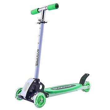 Patinetes clásicos Scooter Plegable para niños pequeños ...