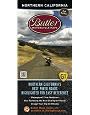 Butler Maps G1 Regional Maps (Northern California)
